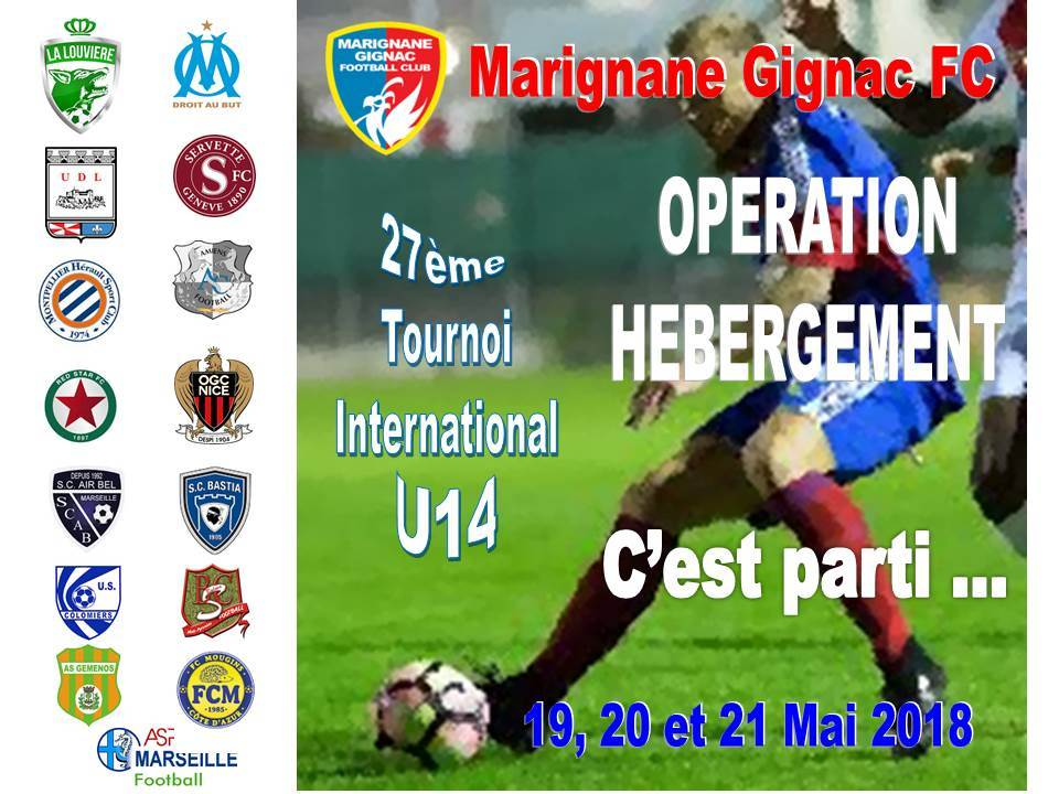 Tournoi international U14